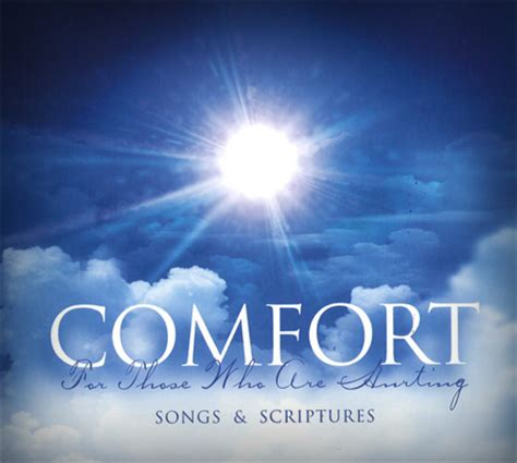 Song Comfort And by Comfort Cd Calvary Chapel Of Philadelphia