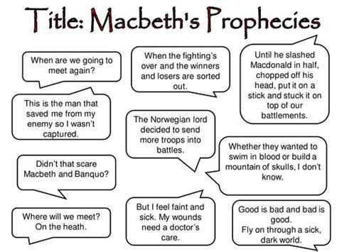 themes in macbeth lesson plan 55 best macbeth images on pinterest