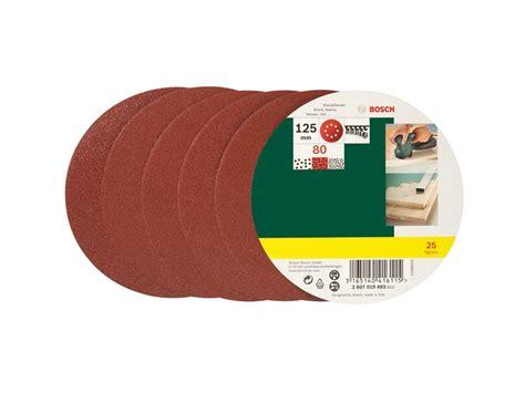 Schleifpapier K Rnung F R Holz 4479 by Bosch Zubeh 246 R 2607019493 25 Teiliges Schleifblatt Set F 252 R