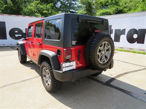 Jeep Tow Bar 2016 Jeep Wrangler Unlimited Tow Bar Wiring Roadmaster