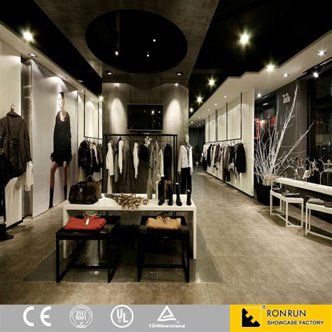 oem odm fashion garment retail interior design clothes shop decoration for sale buy garment