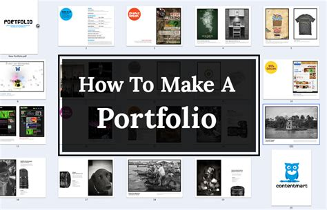 how to make a portfolio with these top secrets