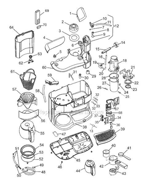 keurig parts diagram schematic keurig parts diagram schematic espresso parts diagram