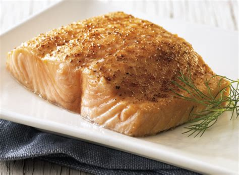 salmon in oven oven baked salmon publix recipes