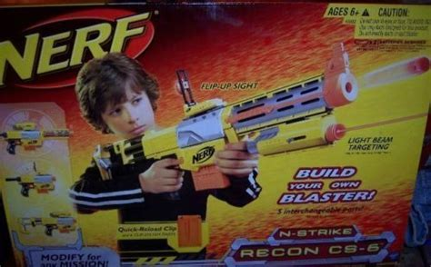 What Does Target Look For In A Background Check Nerf N Strike Recon Cs 6 Dart Gun Light Beam Target Dual Load Light Beam New Dart