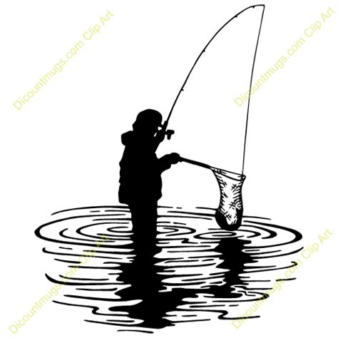 fishing boat silhouette clip art fishing silhouette clipartion