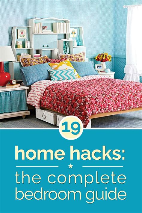 bedroom organization hacks home hacks 19 tips to organize your bedroom color
