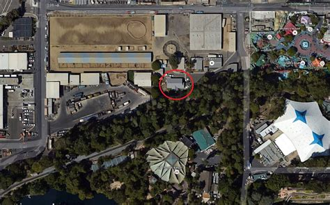 pope house star wars will displace the pope house a piece of disneyland history older than the