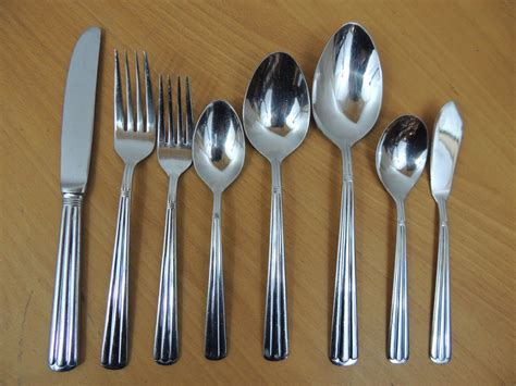 Wallace Stainless Steel Flatware 18/10 China CENTENNIAL