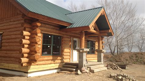 home cass city log homes residential remodeling and