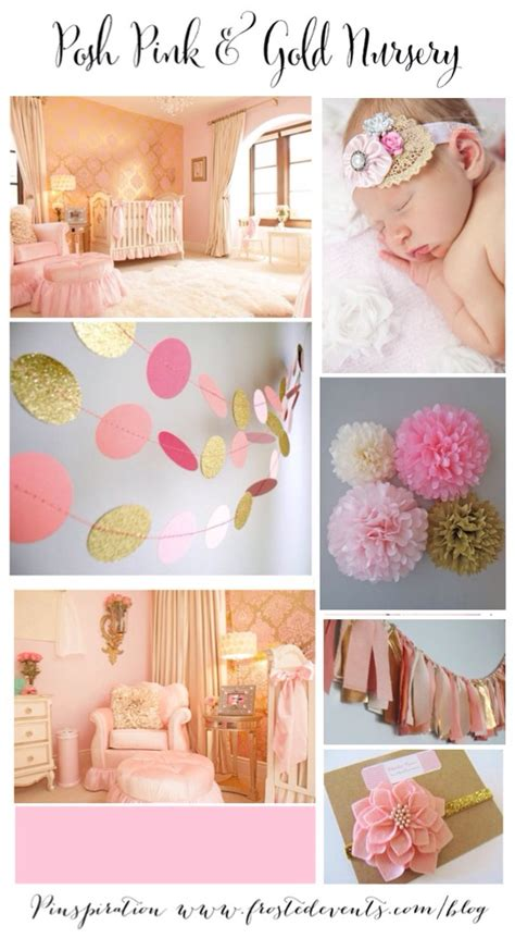 pink and gold nursery bedding nursery design posh pink and gold