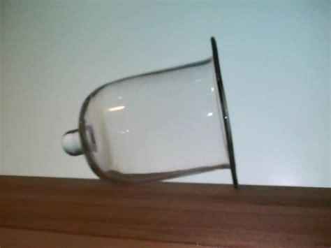 Flat Candle Holders Hanging Candle Holder Flat With Peg 4 25 X 5 25 Clear