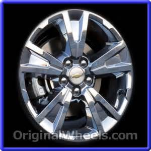 oem 2014 chevrolet equinox used factory wheels from