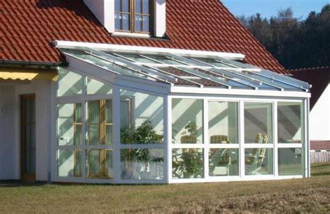 bilder wintergarten glasdach terrasse welche vorteile gibt es