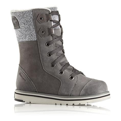 sorel rylee lace boots s fog uttings co uk