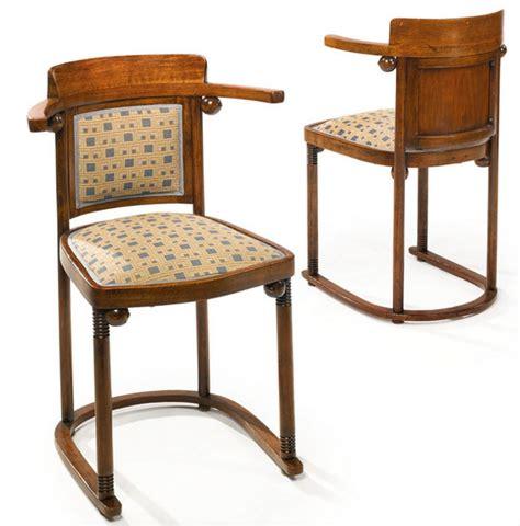 josef hoffmann chair fledermaus chairs by josef hoffmann at sotheby s