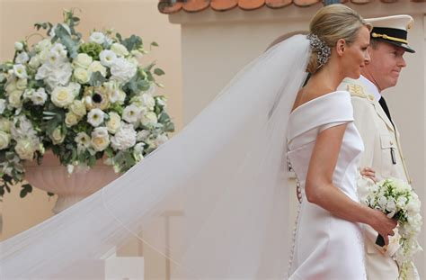 hochzeitskleid charlene von monaco prince albert ii in monaco royal wedding the religious