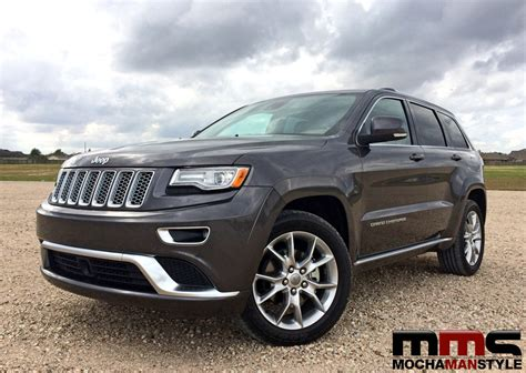 2015 Jeep Grand Summit The 2015 Jeep Grand Summit 4x4 Combines Luxury