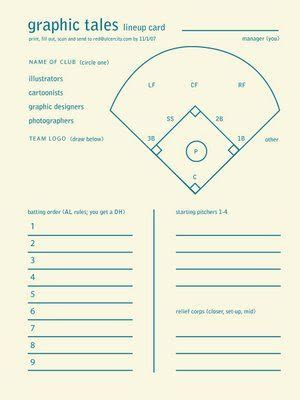 Softball Lineup Card Template from tse2.mm.bing.net