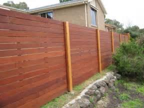 Home Depot Vertical Garden - merbau fencing taylor fencing melbourne