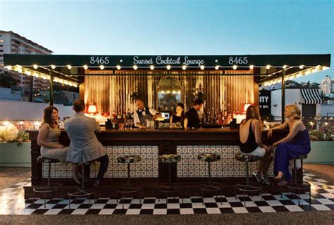 Top Bars In Downtown La by Best Rooftop Bars In Los Angeles Pools Patios More