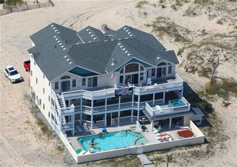 outer banks 4x4 house rentals twiddy outer banks vacation home on til