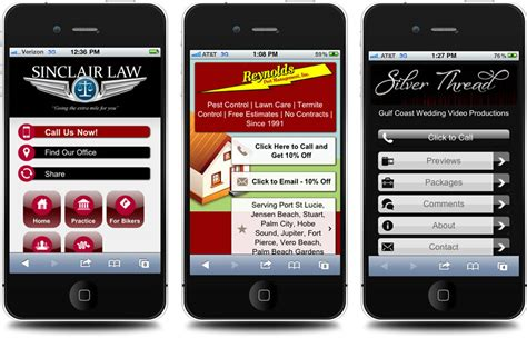 layout web mobile mobile web design company