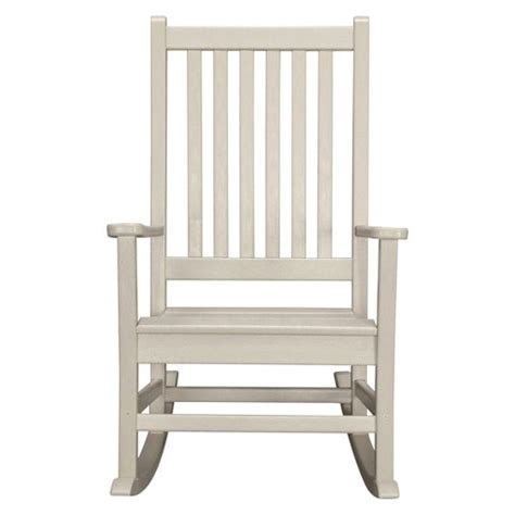 target outdoor rocking chair polywood 174 st croix rocking chair sand target