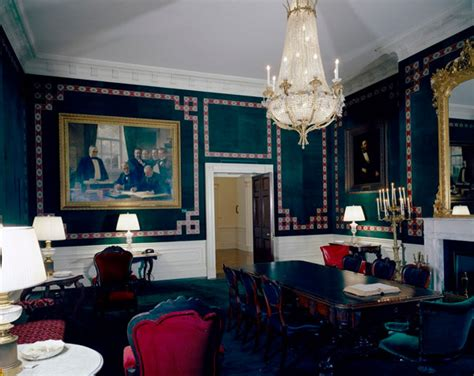 treaty room white house treaty room white house museum