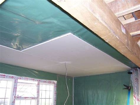 Ceiling Plasterboard by Stud Wall Insulation Insulation