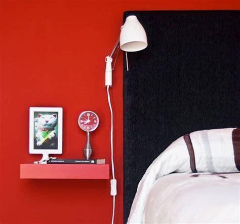 decorar mesita de noche mesitas de noche flotantes para decorar dormitorios mini