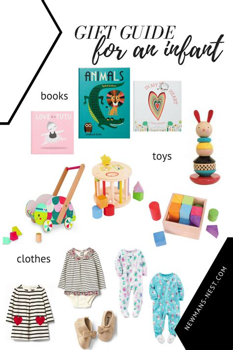 gifts for infants gift guide for an infant