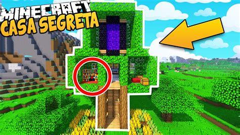 minecraft casa sull albero casa sull albero segreta su minecraft