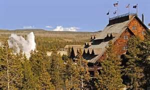 Old Faithful Inn Dining Room Menu Old Faithful Inn Hotel Yellowstone National Park Alltrips