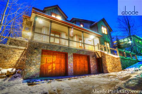 Cabin Rentals Park City Utah by Vacation Rentals In Park City Utah Abode Park City