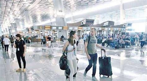 aktifitas besar pelayanan bandara terminal  ultimate penerbangan kayak indonesia