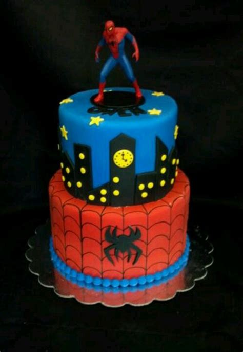 spiderman cake awesome kids birthday cakes pinterest awesome cakes  spiderman