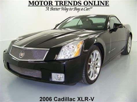 active cabin noise suppression 2006 cadillac xlr v regenerative braking service manual how to remove headliner 2006 cadillac xlr v 2006 cadillac xlr v supercars net