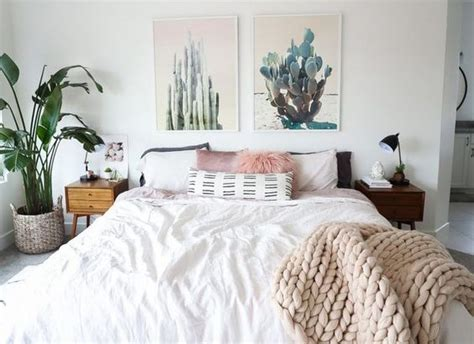 White Bohemian Bedroom Decor by Minimalist Boho Bedrooms That Are Beyond