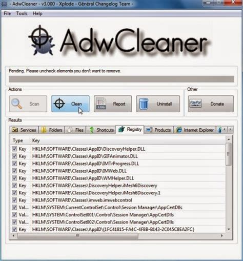 adwcleaner download link come eliminare il virus http www nationzoom com