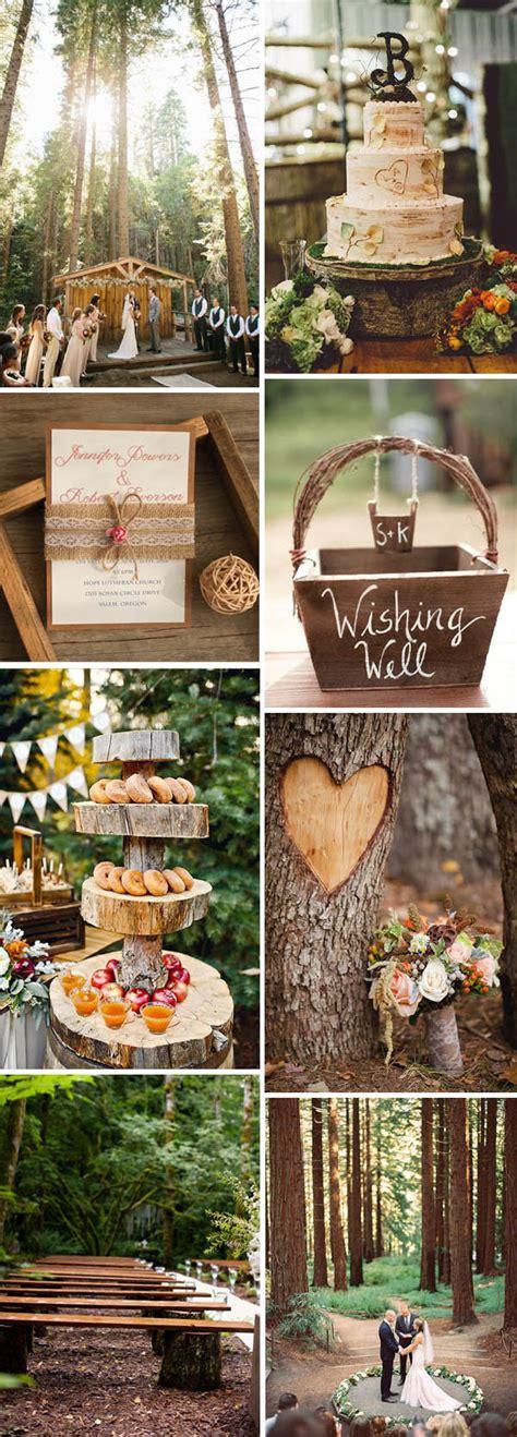 40 inspiring ideas to a dreamy woodland wedding elegantweddinginvites