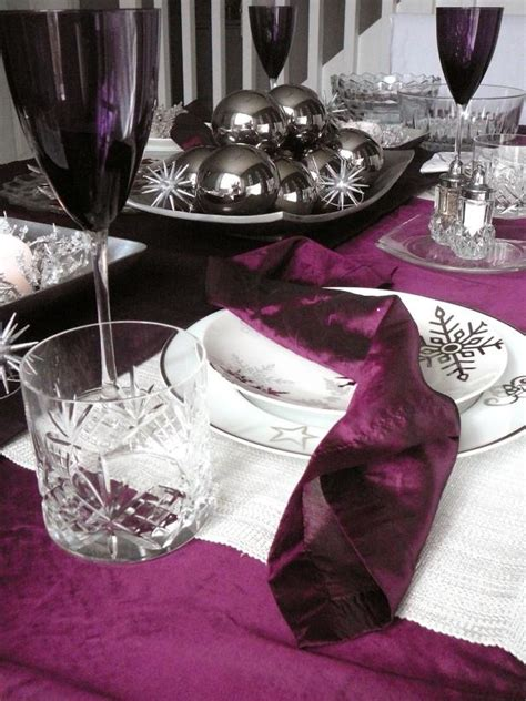 winter table settings and centerpieces hgtv