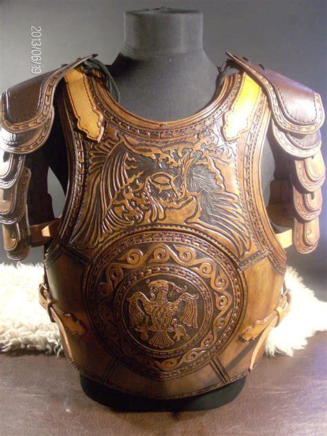 phoenix bird leather armor  behance