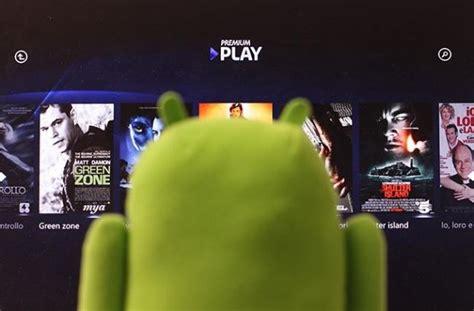 Pers Premium L premium play per android oggi si pu 242
