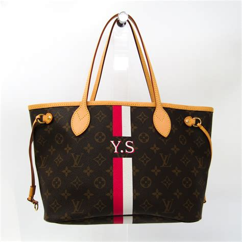 louis vuitton mon monogram neverfull pm  womens