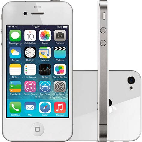imagenes de iphone 8gb iphone 4s 8gb branco desbloqueado ios 7 3g wi fi c 226 mera de