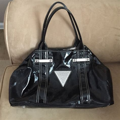 Guess 2015 Leather 91 guess handbags patent leather guess handbag from