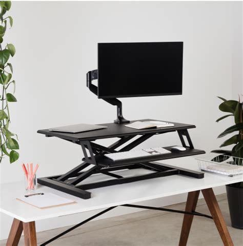 standing desk converter reviews cooper standing desk converter review
