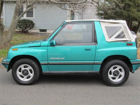 Progressive Rate Quote For 1995 Geo Tracker 2D Convertible
