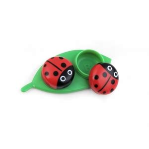 ladybug contact lens case on sale at contactlensheaven.com